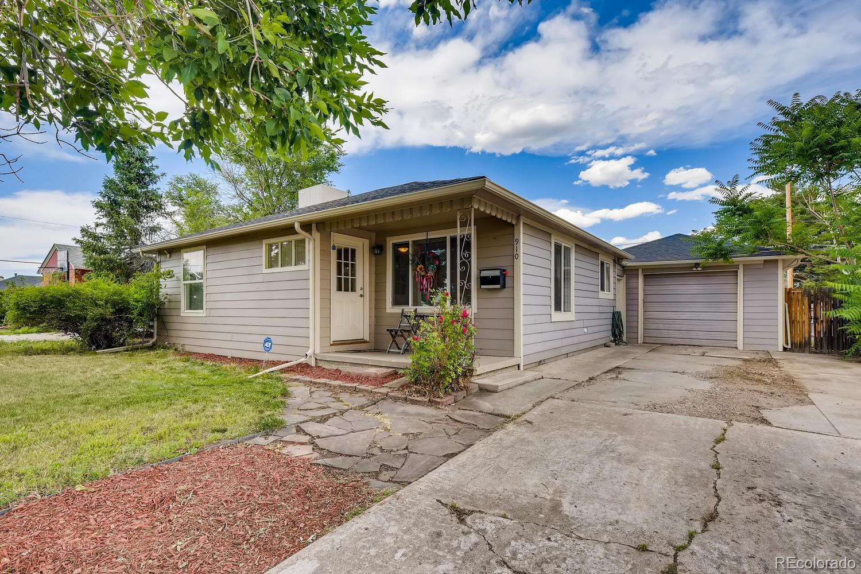 910 S Dale Court Property Photo - Denver, CO real estate listing