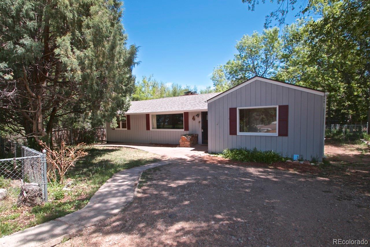 4 Anita Road Property Photo - Colorado Springs, CO real estate listing