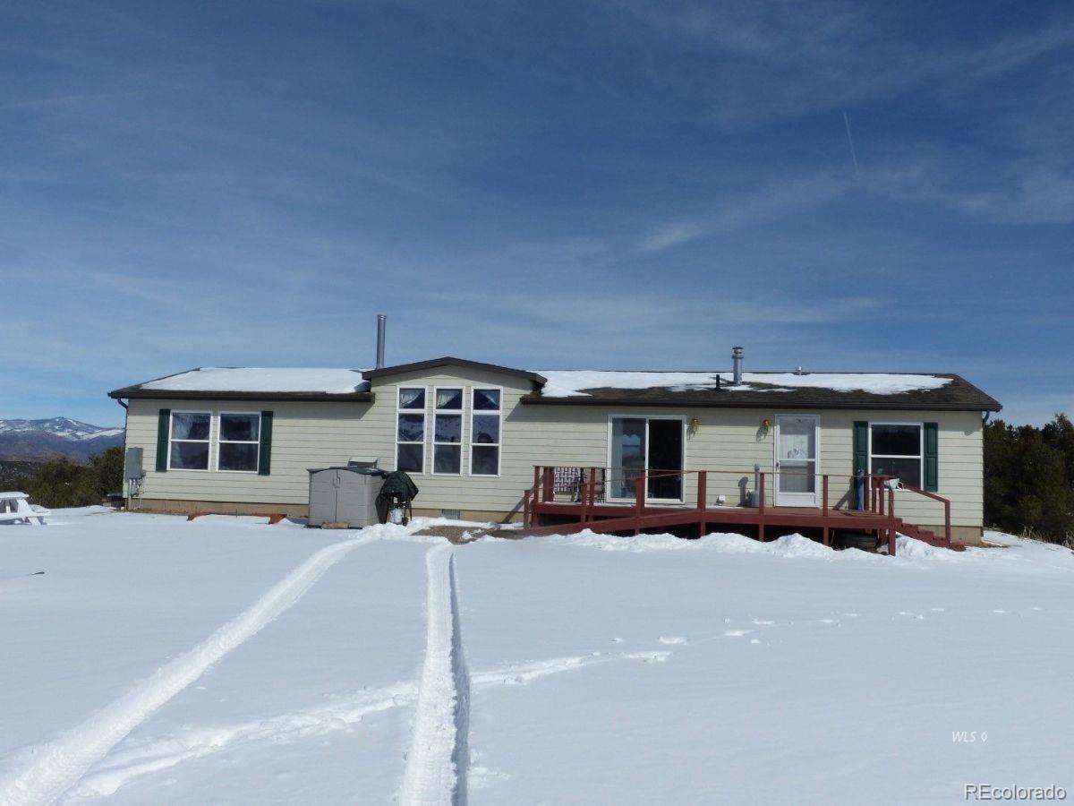1297 Mountain View Lane Property Photo - Cotopaxi, CO real estate listing
