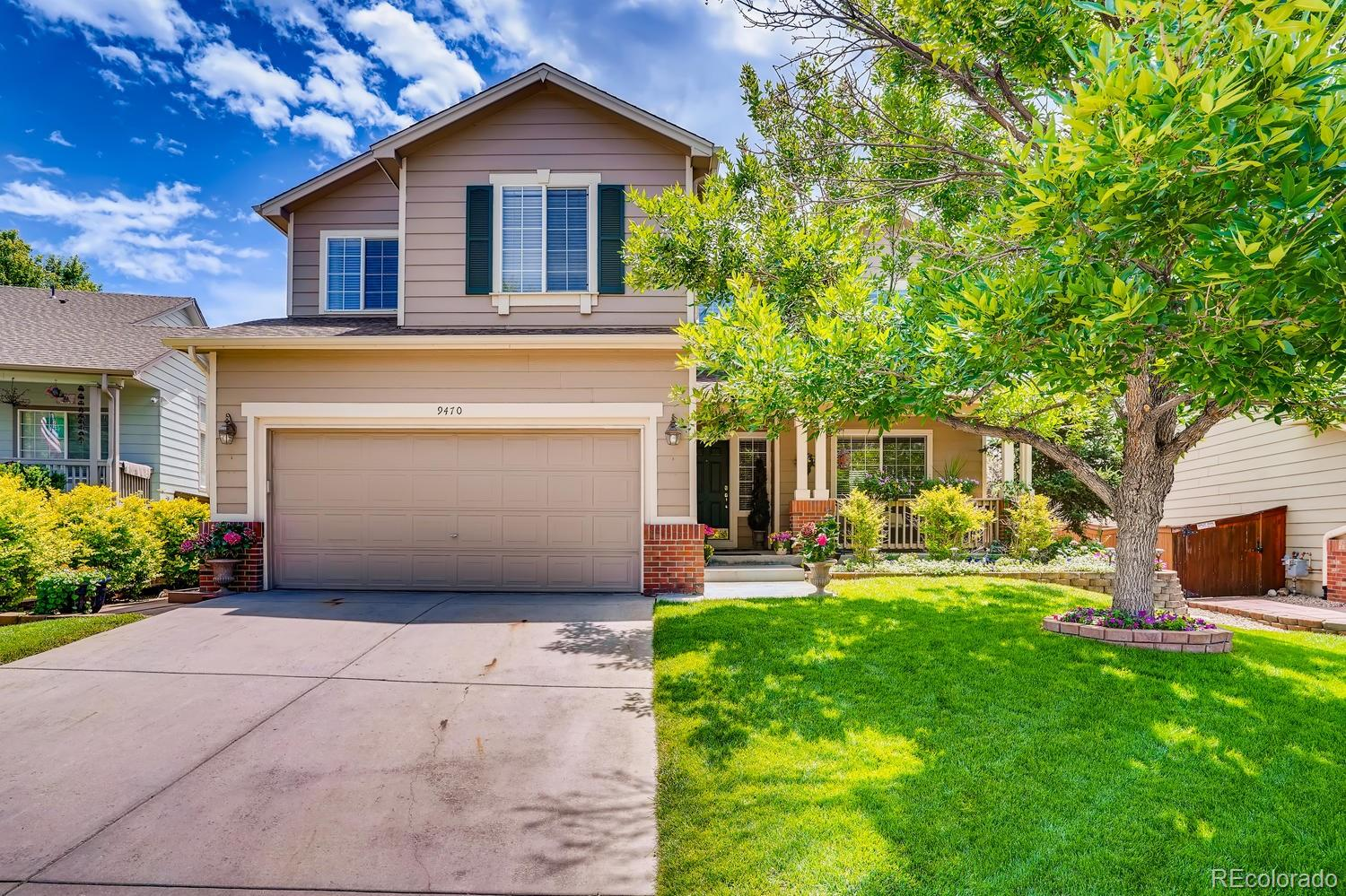 9470 Wolfe Place Property Photo - Highlands Ranch, CO real estate listing