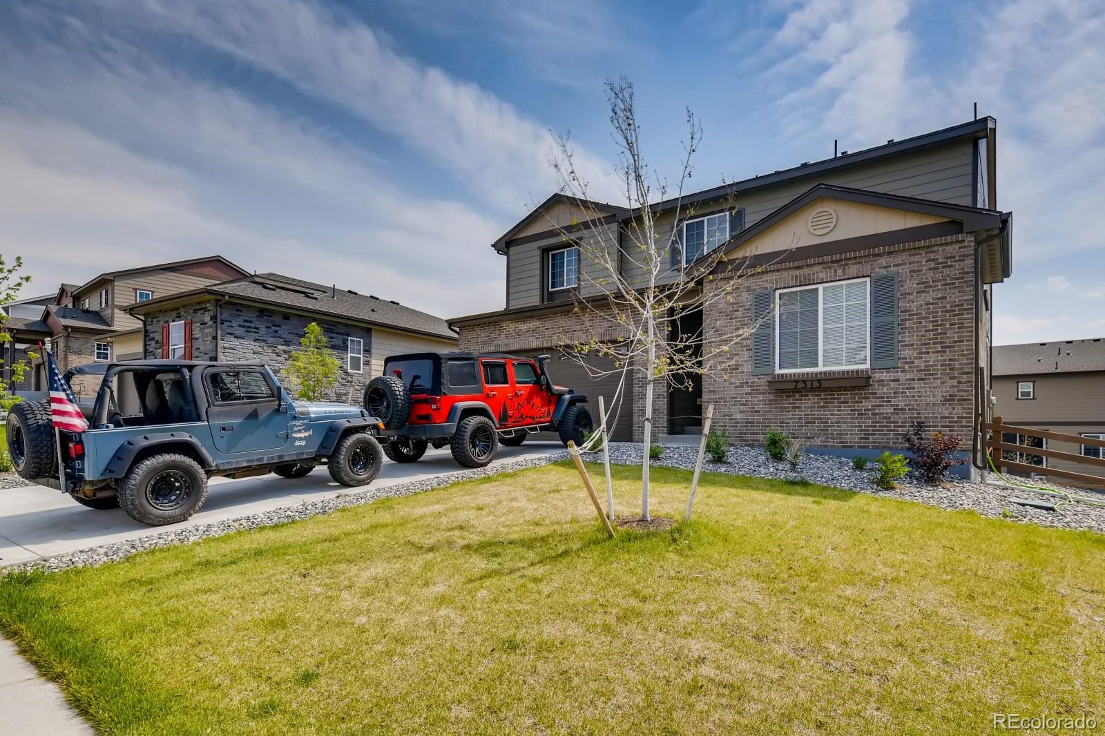 7313 S Scottsburg Way Property Photo - Aurora, CO real estate listing