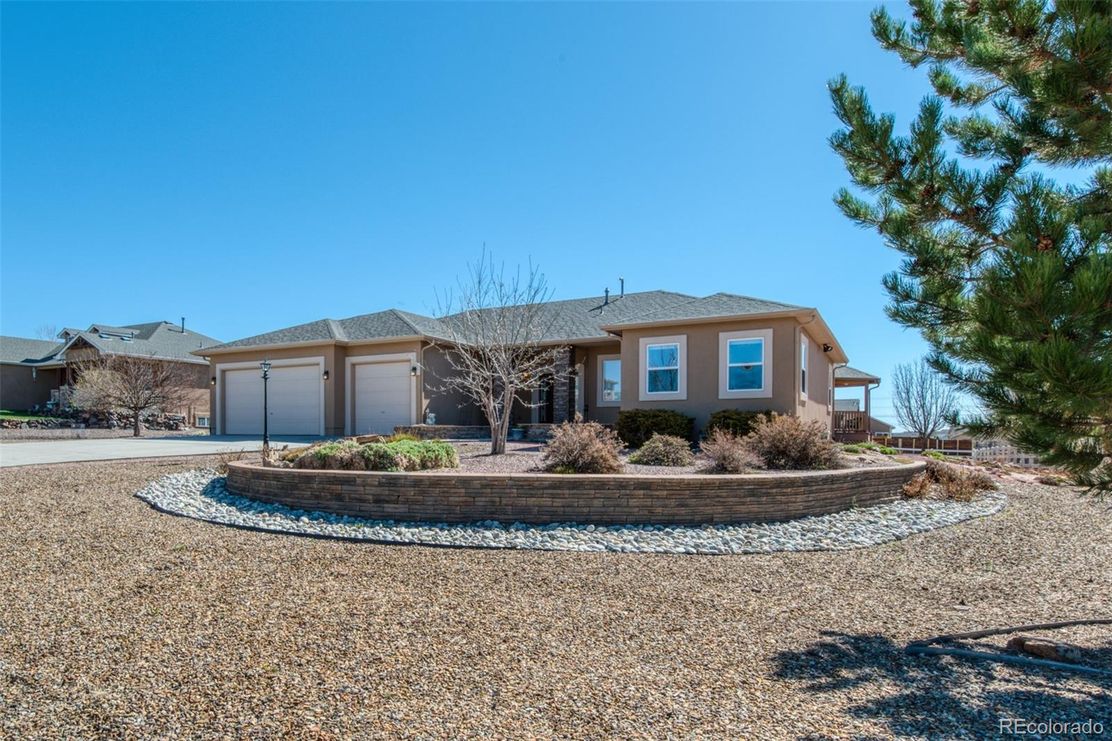9671 Carrington Drive Property Photo - Peyton, CO real estate listing
