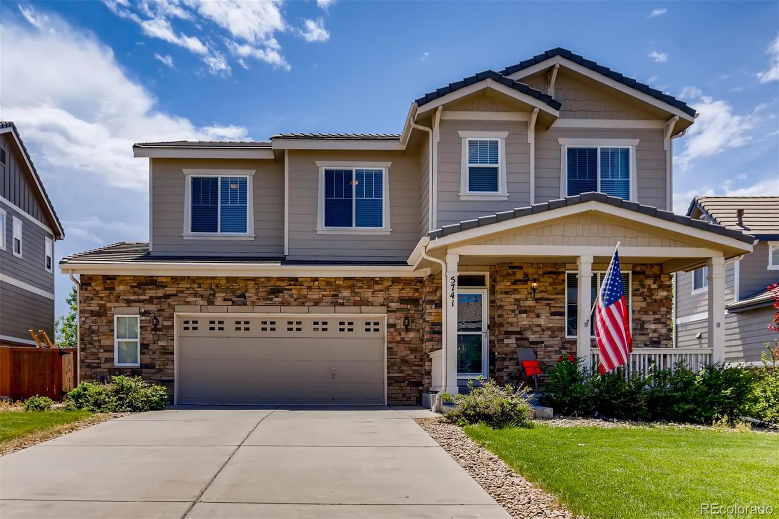 5741 S Catawba Way Property Photo - Aurora, CO real estate listing