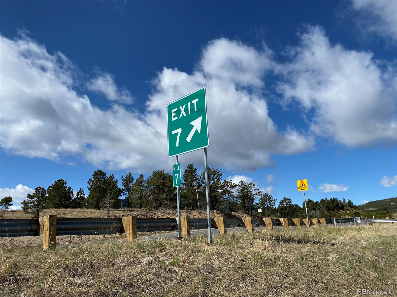 001 Gold Mountain Road Property Photo - Central City, CO real estate listing