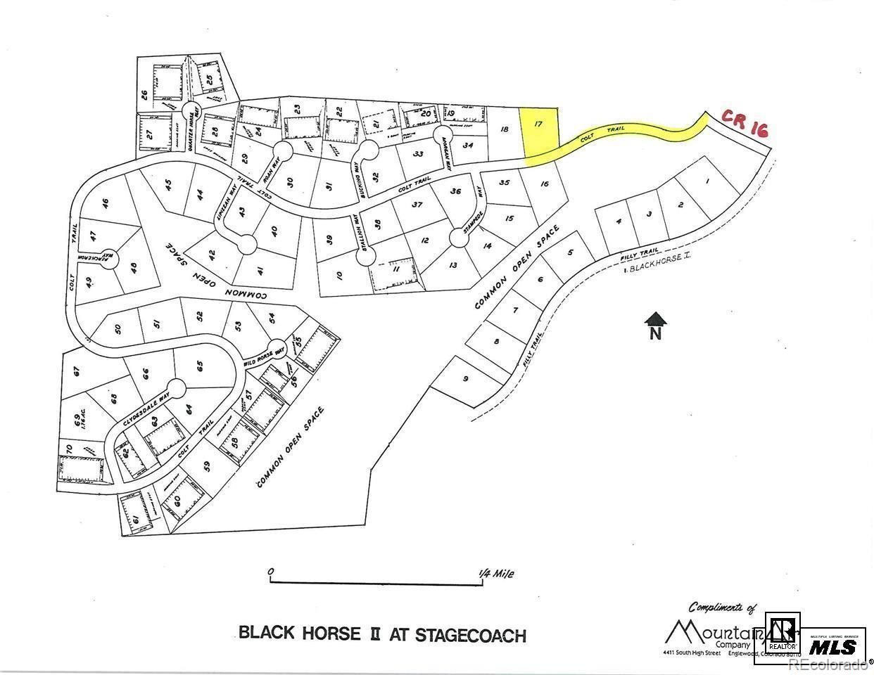Black Horse Ii Subdivision At Stagecoach Real Estate Listings Main Image