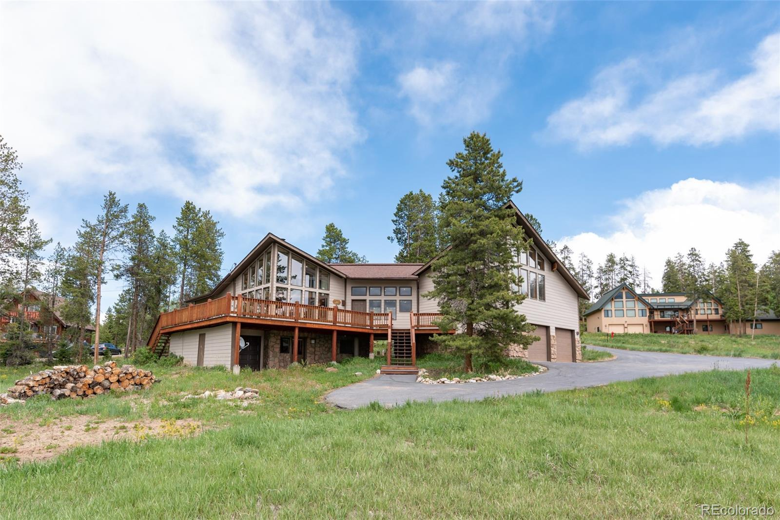 133 County Road 837 Property Photo - Fraser, CO real estate listing