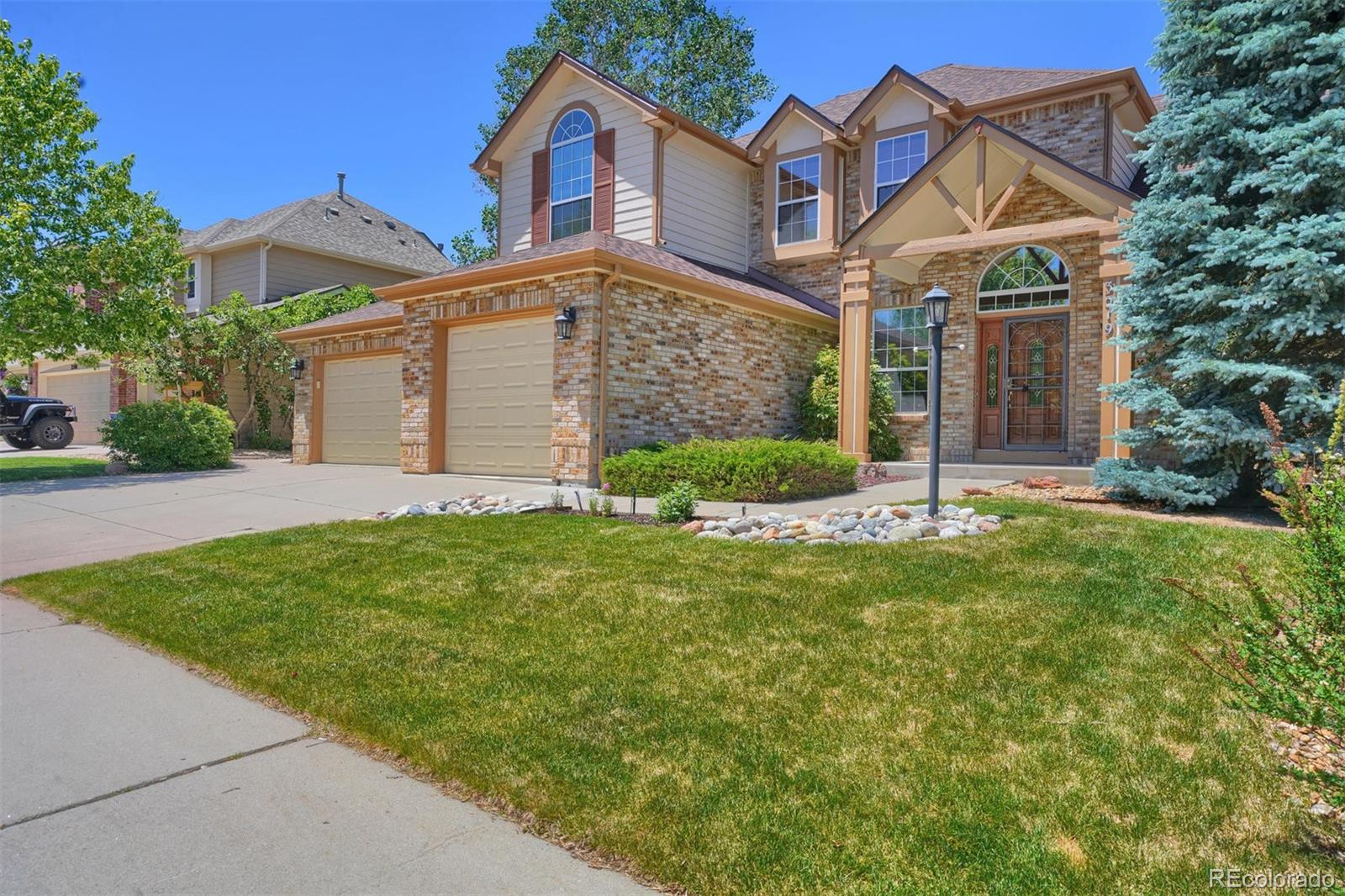 3519 Mallard Drive Property Photo - Highlands Ranch, CO real estate listing