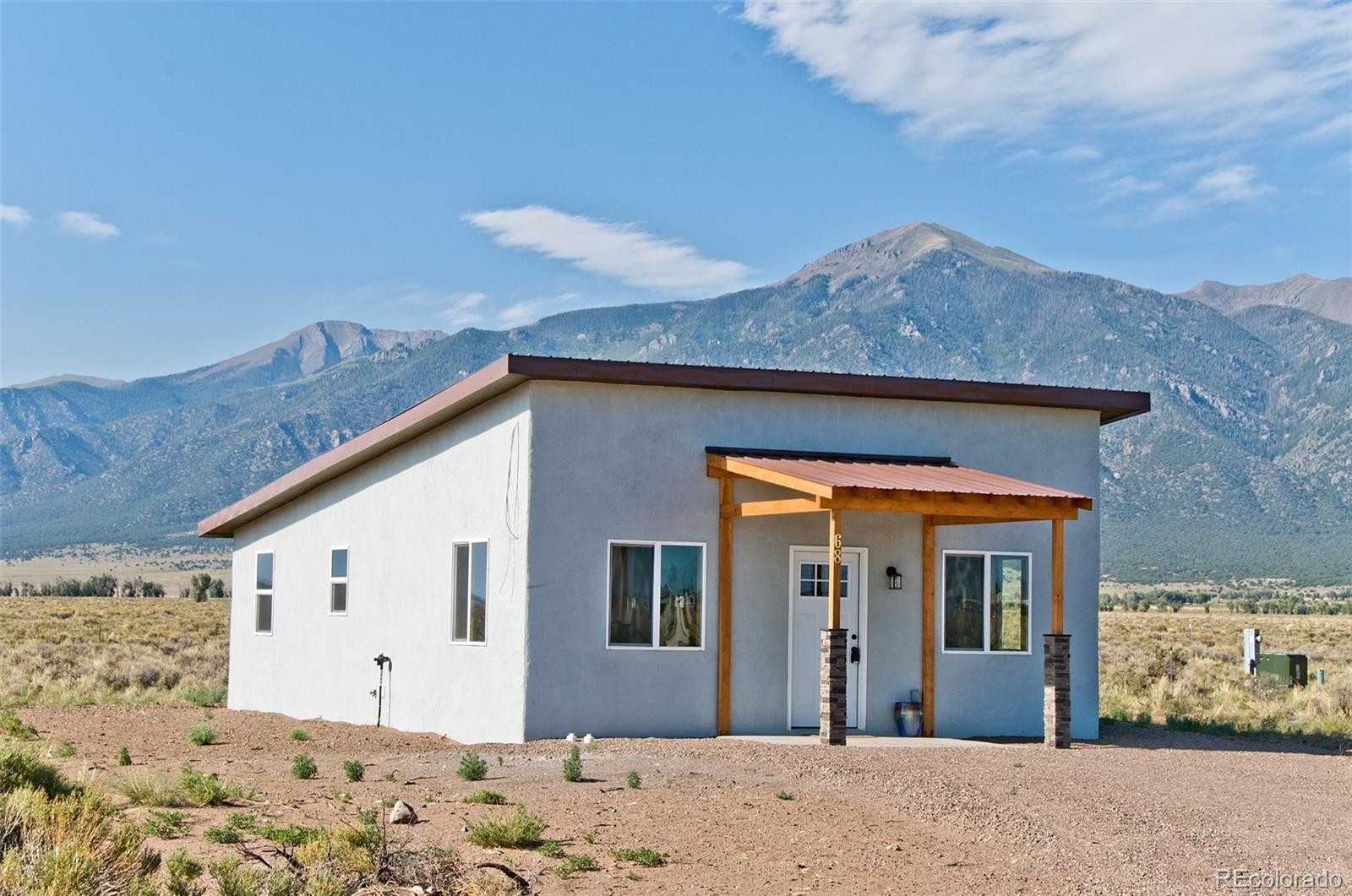 68 Camino De La Plata Property Photo - Crestone, CO real estate listing