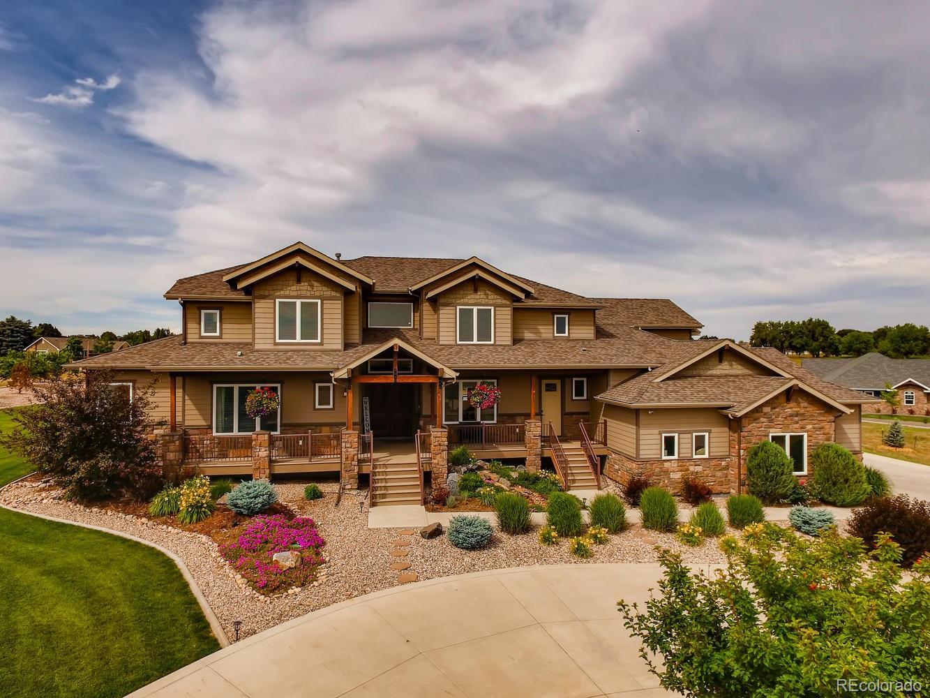 3295 Elderberry Lane Property Photo - Mead, CO real estate listing