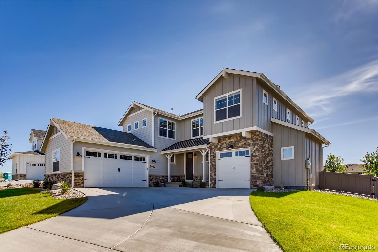 2020 Cuda Court Property Photo - Berthoud, CO real estate listing