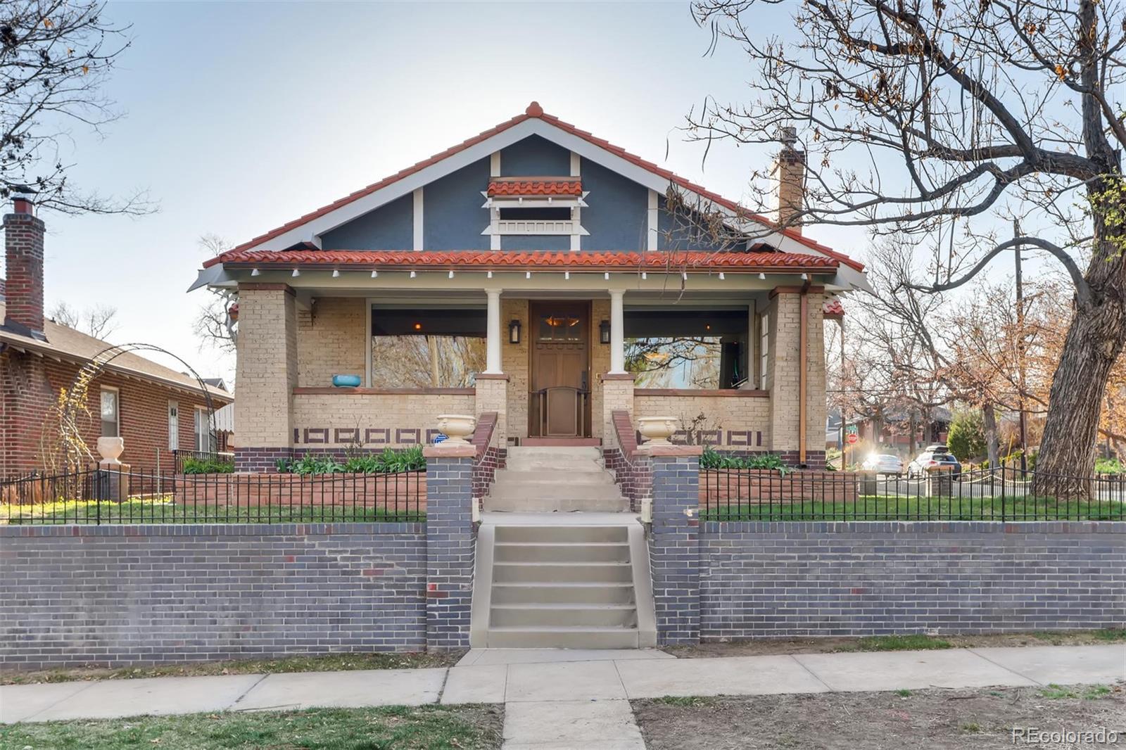 4195 Green Court Property Photo - Denver, CO real estate listing