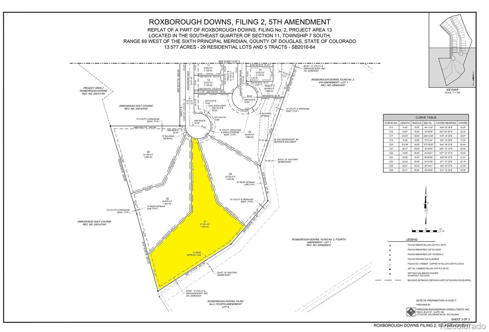 6125 Woodbine Way Property Photo - Littleton, CO real estate listing