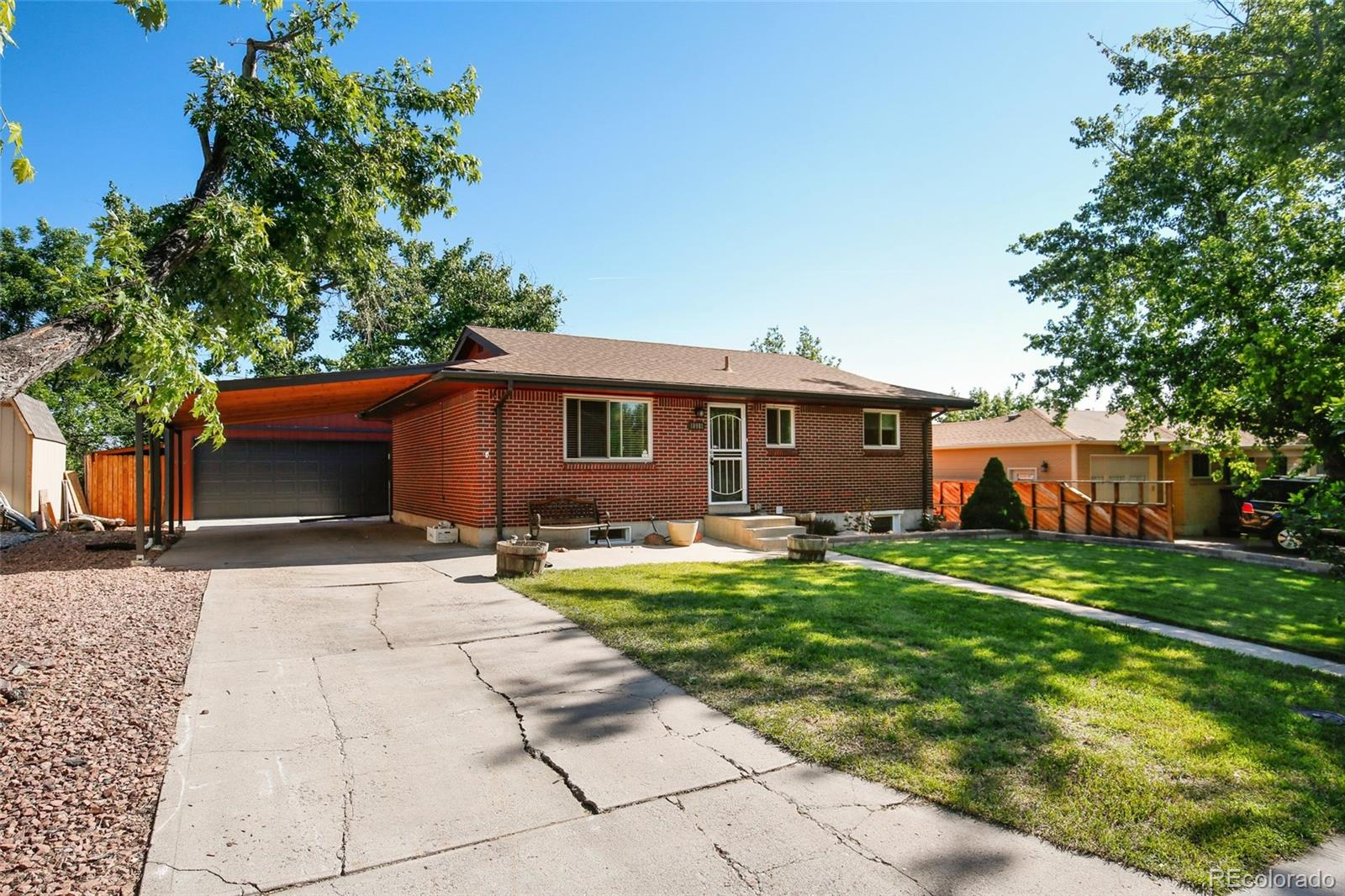 10981 W Exposition Drive Property Photo - Lakewood, CO real estate listing