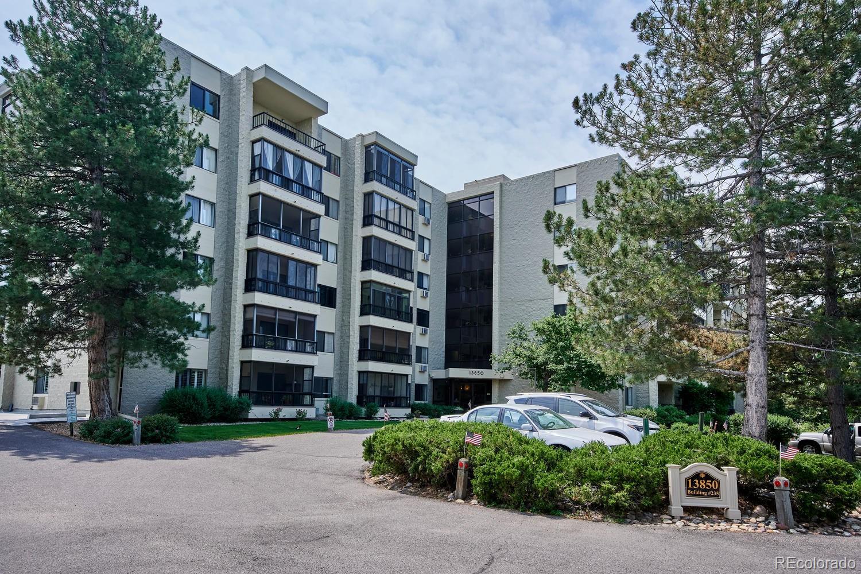 13850 E Marina Drive #106 Property Photo - Aurora, CO real estate listing