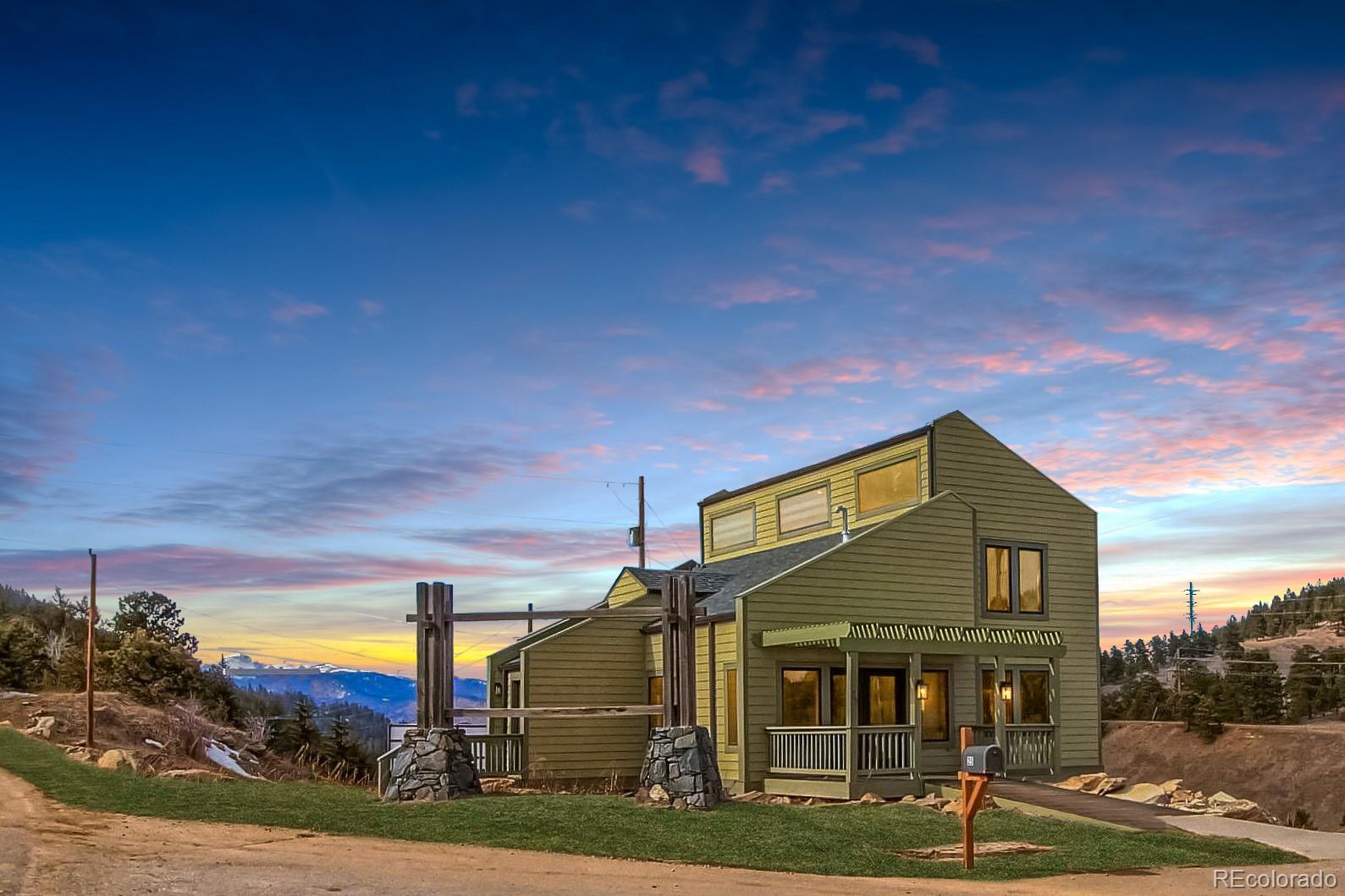 25 Saddleback Drive, Evergreen, CO 80439 - Evergreen, CO real estate listing
