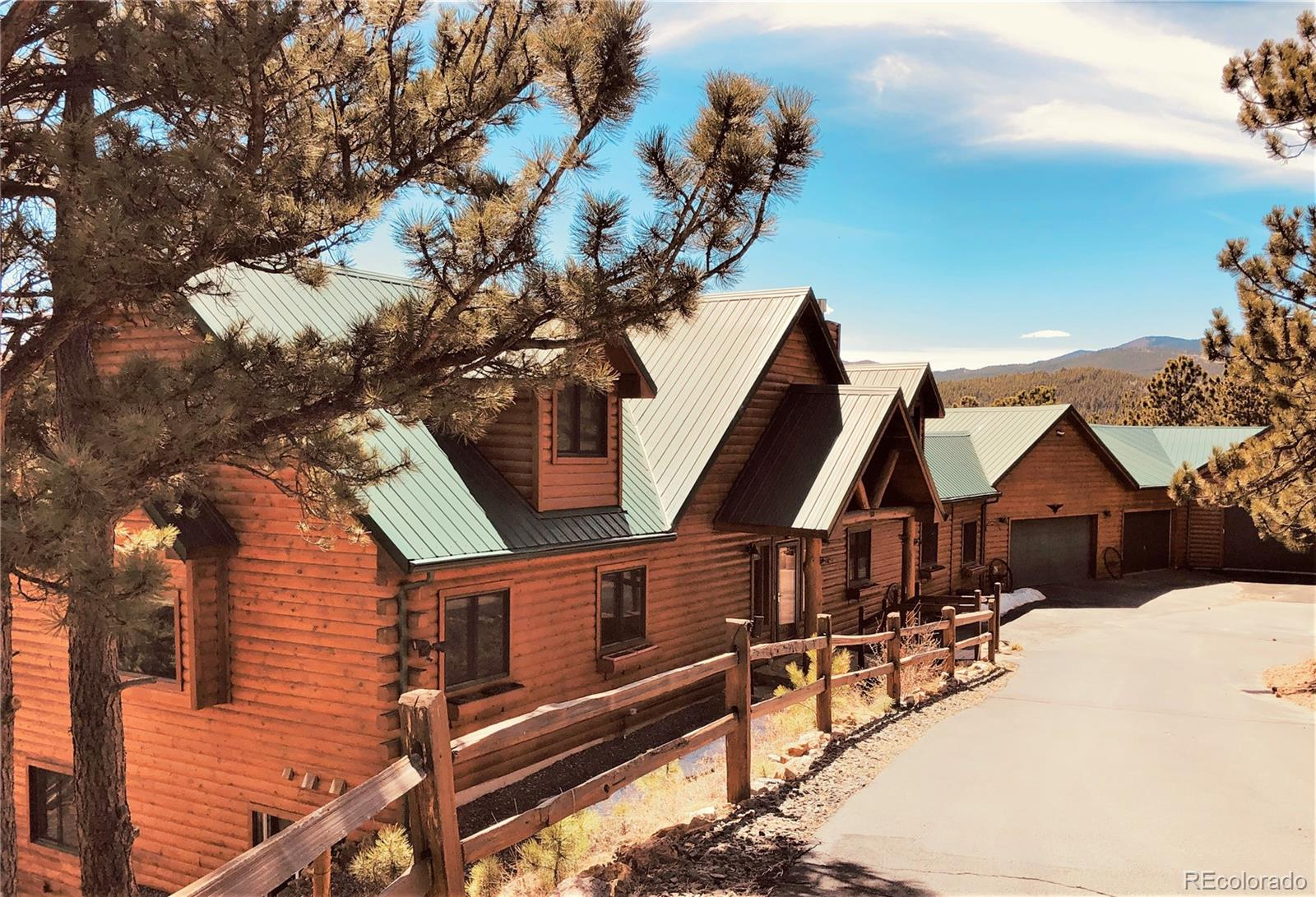 535 Evergreen Road Property Photo - Black Hawk, CO real estate listing