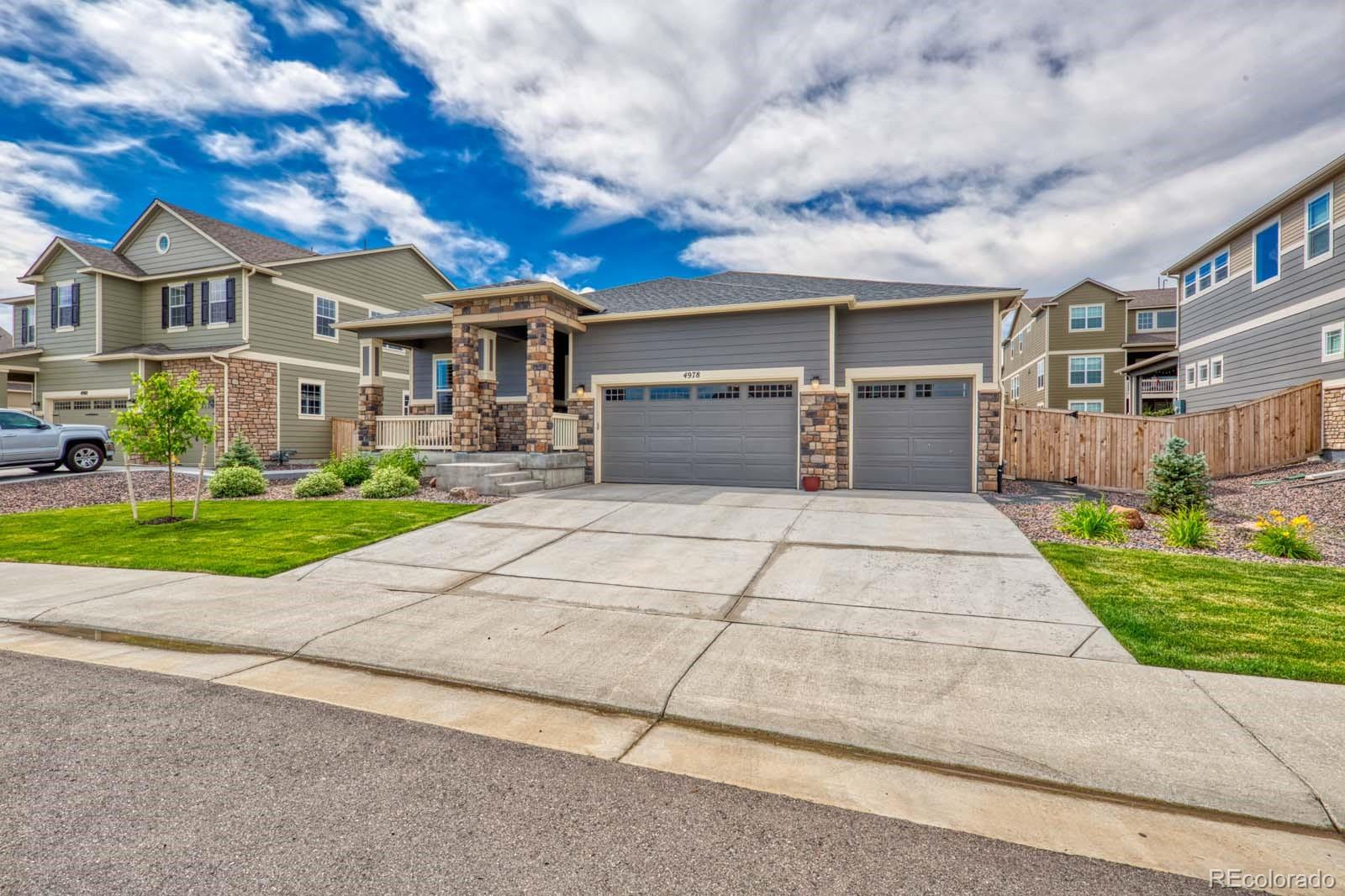4978 E 142nd Avenue Property Photo - Thornton, CO real estate listing
