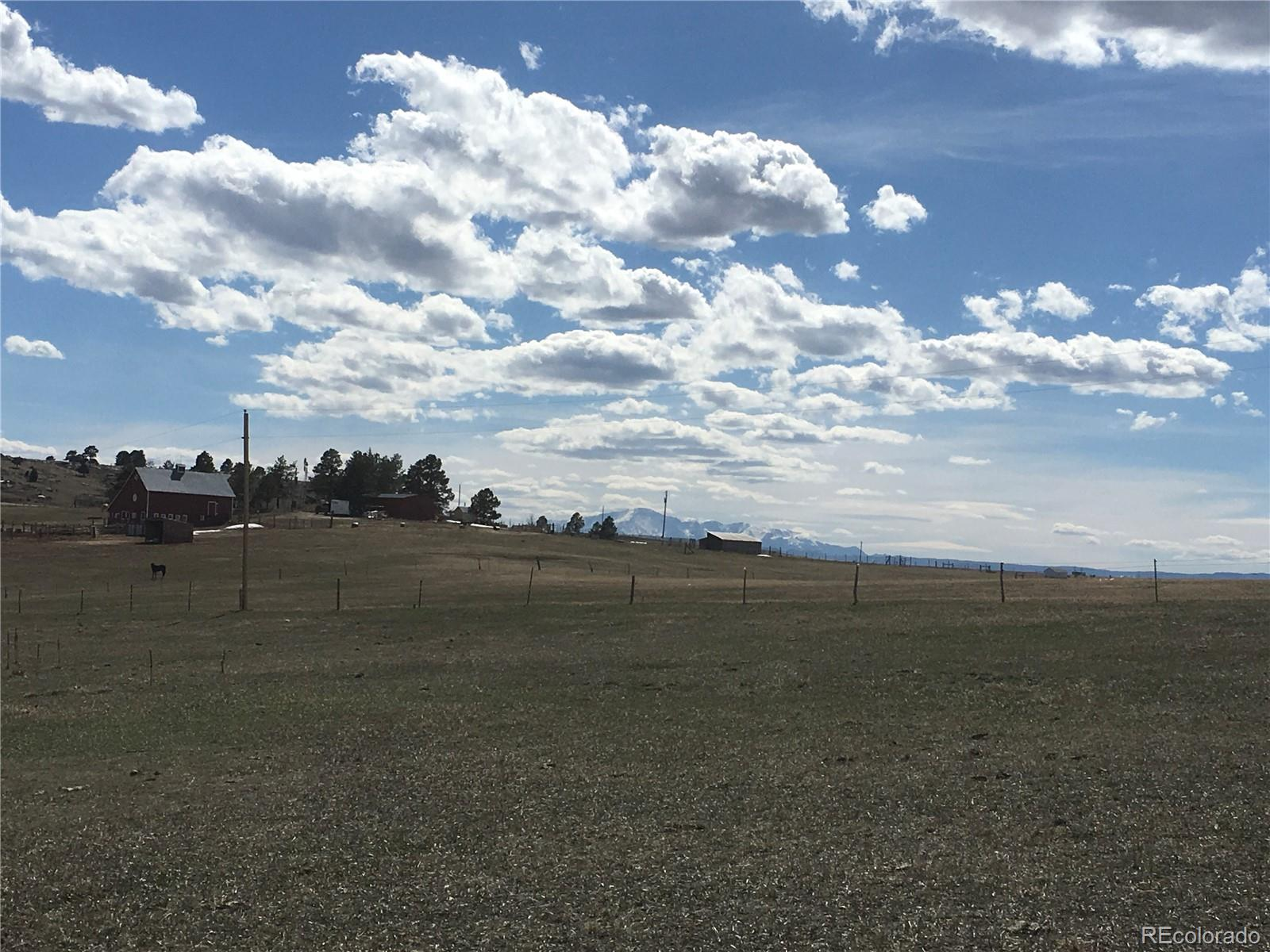 4871 County Road 106 Property Photo - Elizabeth, CO real estate listing
