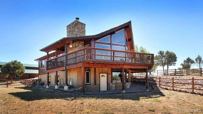 734 Sunrise Ridge Property Photo - Cotopaxi, CO real estate listing