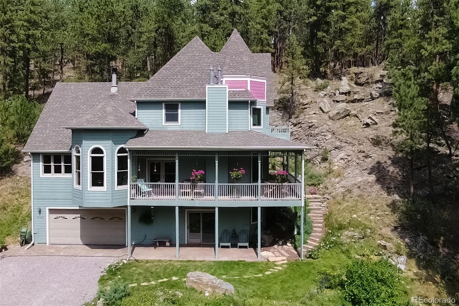 29606 Larkspur, Evergreen, CO 80439 - Evergreen, CO real estate listing