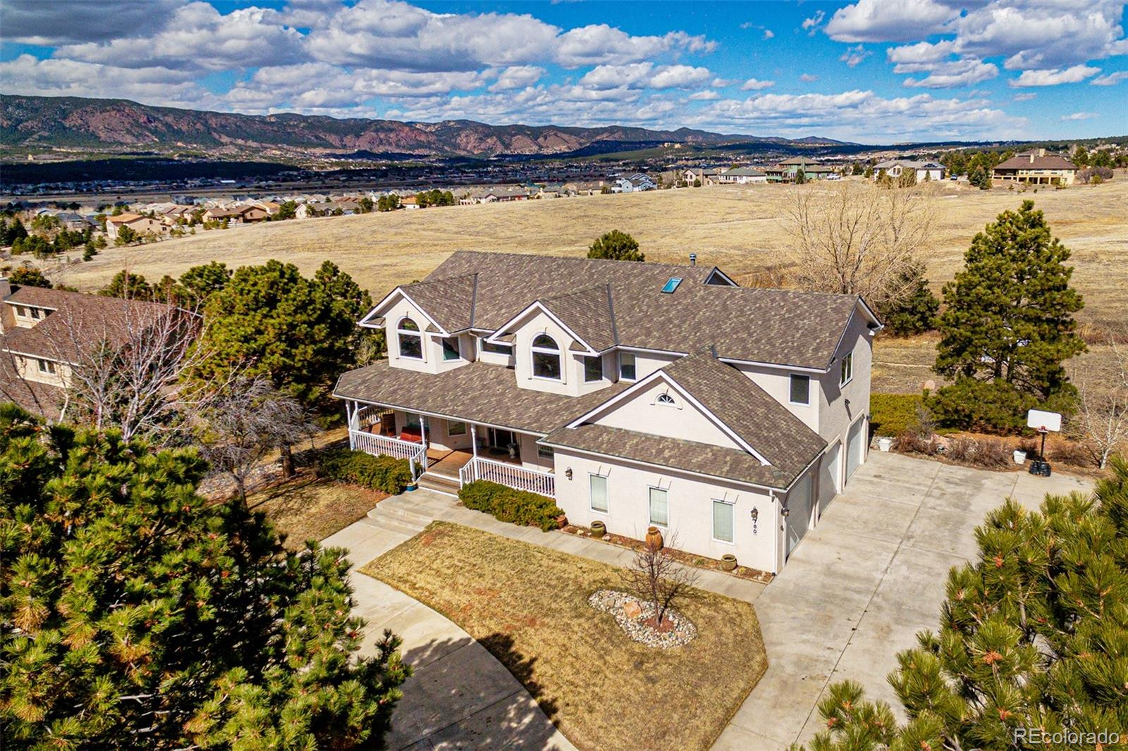 780 W Caribou Drive Property Photo - Monument, CO real estate listing