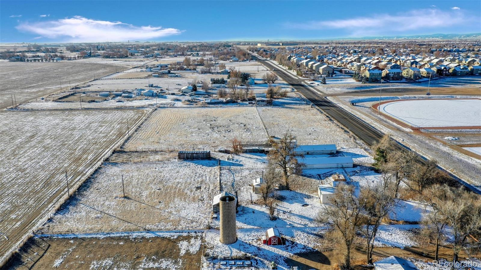 10900 County Road 15 Property Photo - Longmont, CO real estate listing