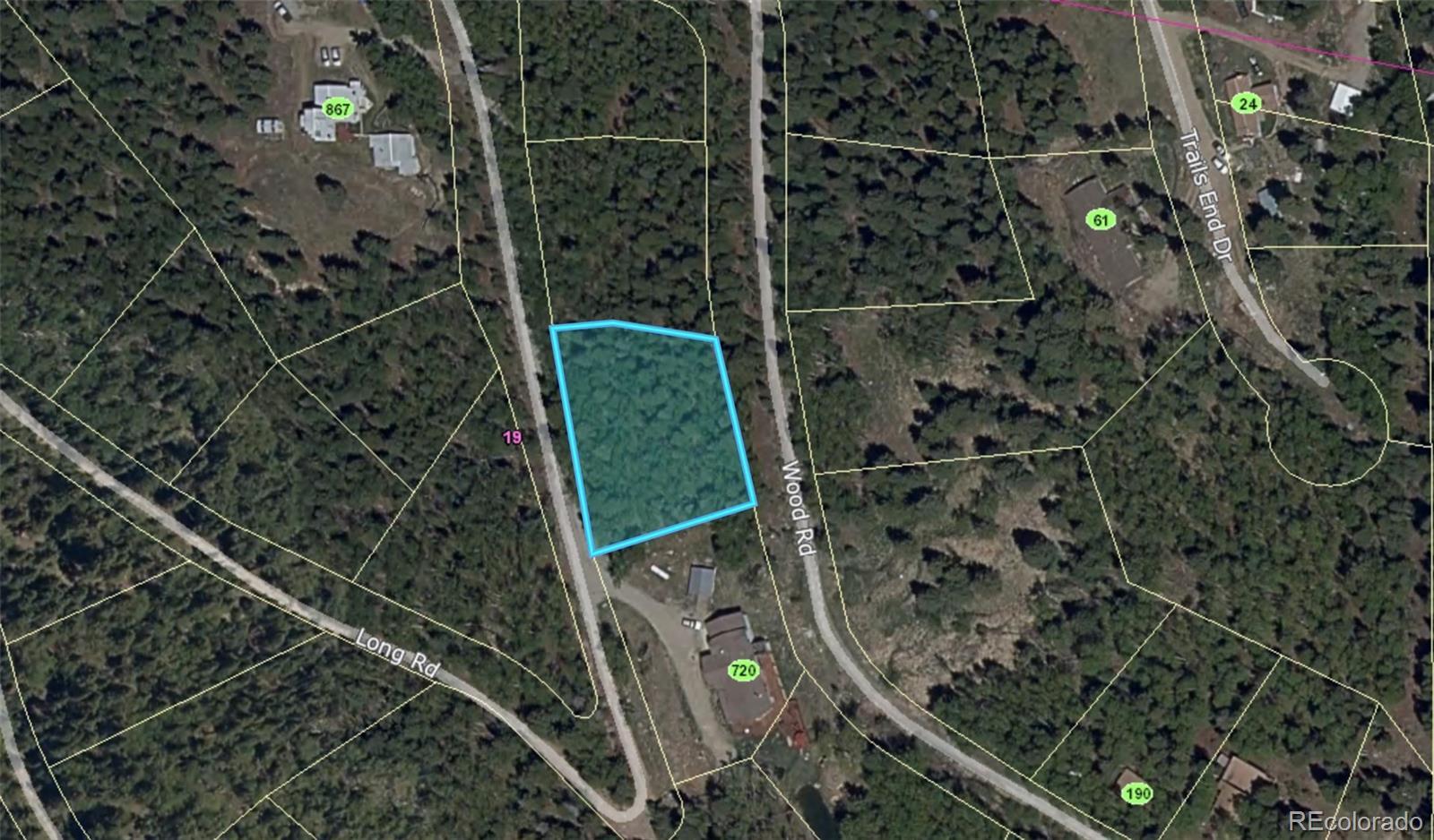 Long Road Property Photo - Idaho Springs, CO real estate listing