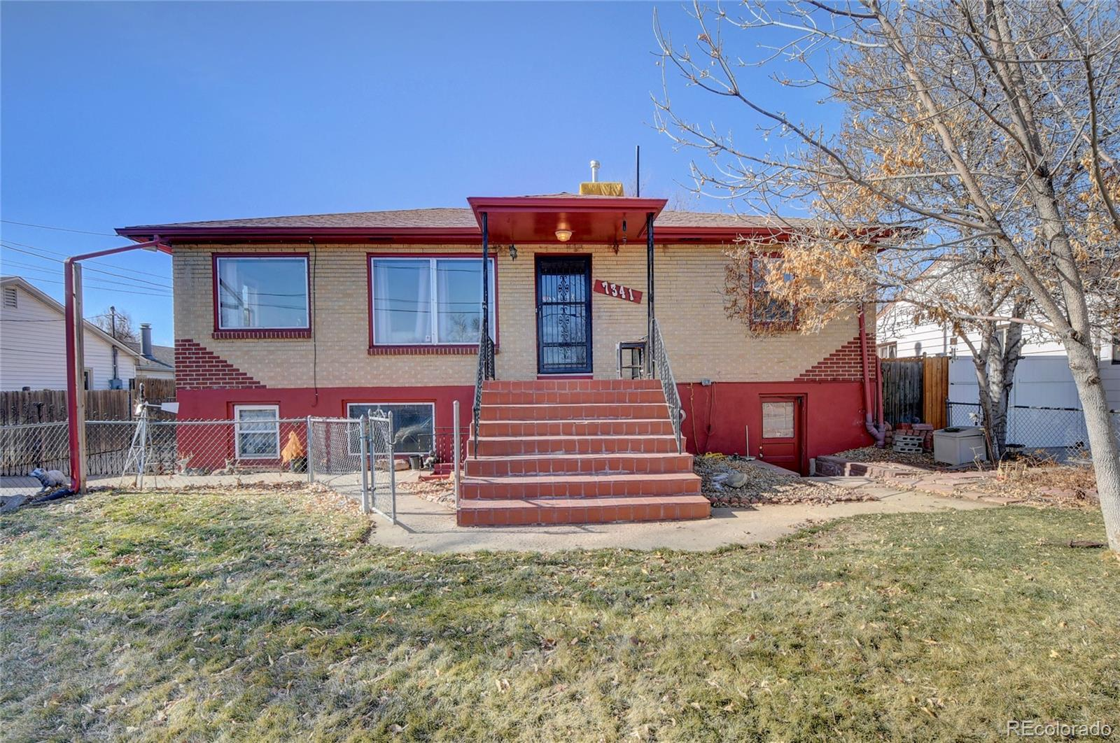 7341 Newton Street Property Photo - Westminster, CO real estate listing