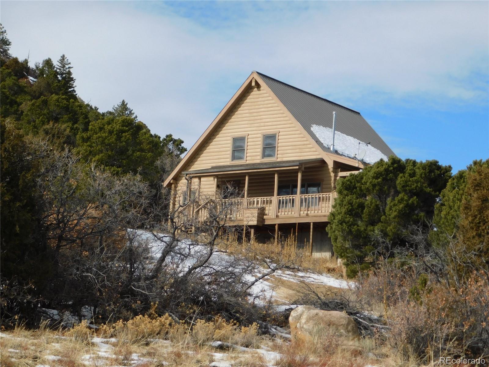 179 Half Mound Circle Property Photo - Cotopaxi, CO real estate listing