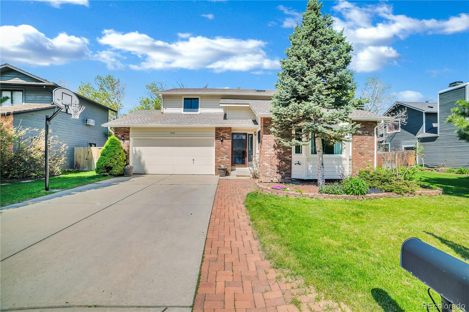 1089 W Willow Street Property Photo - Louisville, CO real estate listing