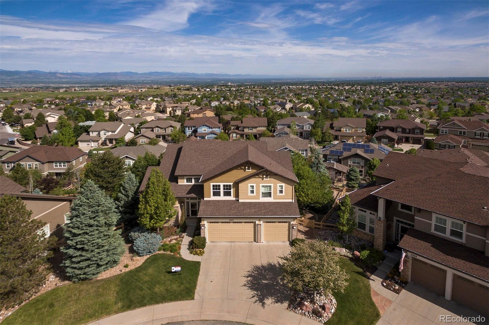 2963 Newbury Court, Highlands Ranch, CO 80126 - Highlands Ranch, CO real estate listing
