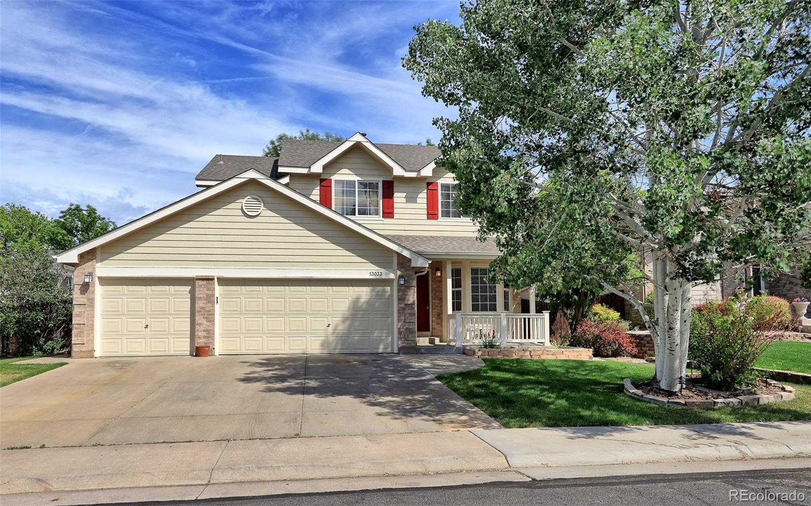 13033 Birch Drive Property Photo - Thornton, CO real estate listing