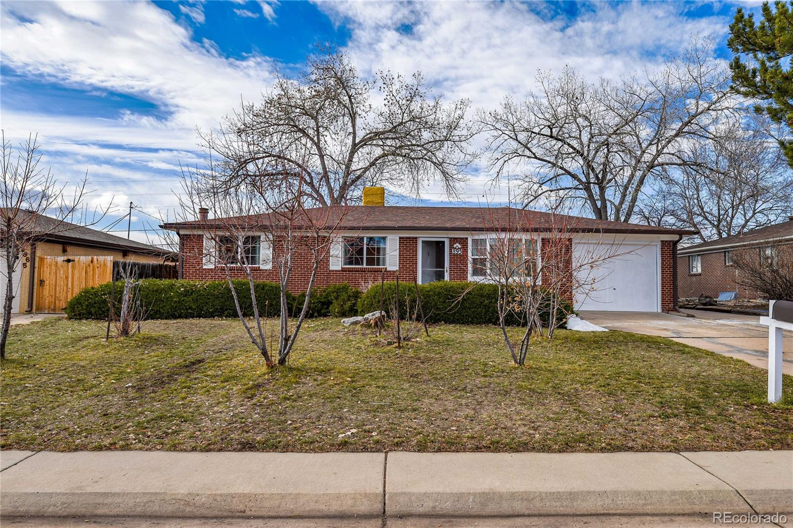895 Ash Street Property Photo - Broomfield, CO real estate listing