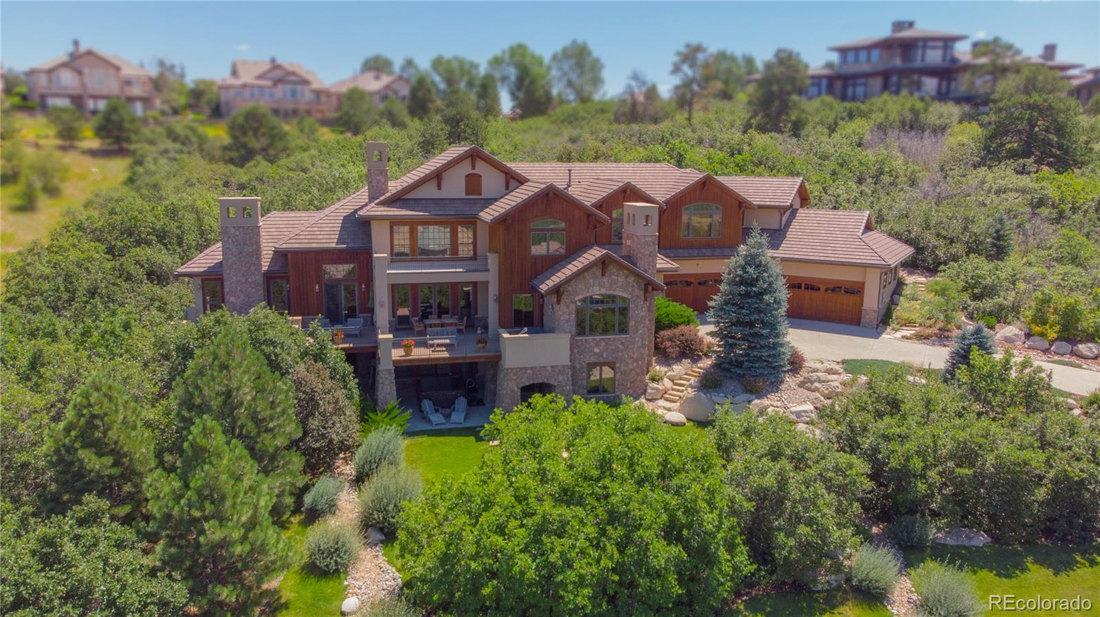 13134 Whisper Canyon Road, Castle Pines, CO 80108 - Castle Pines, CO real estate listing
