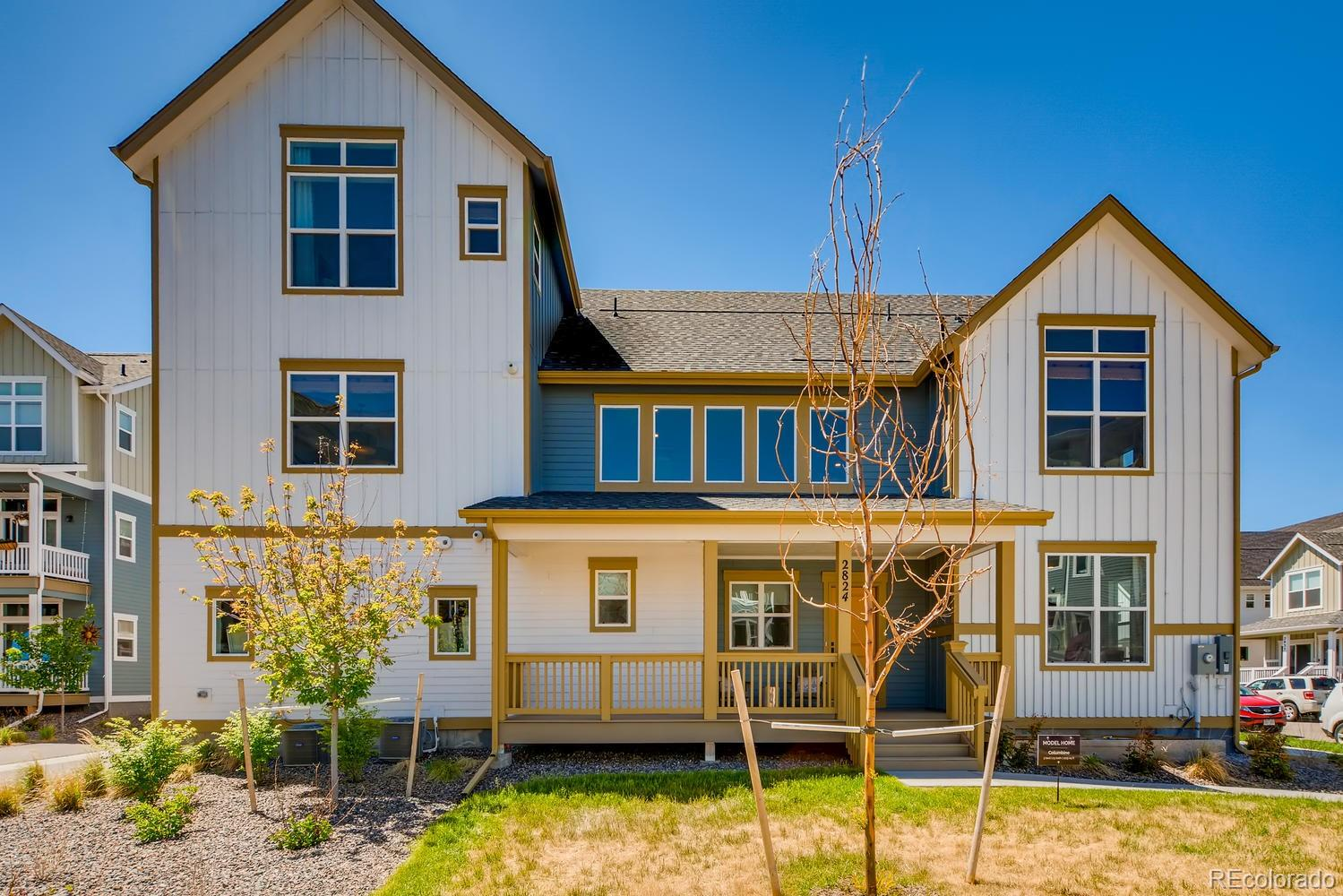 2824 S Fox Street Property Photo - Englewood, CO real estate listing