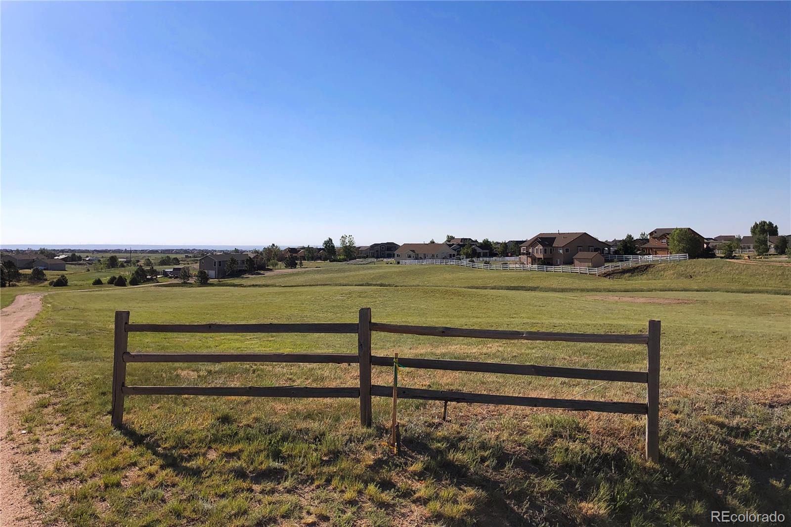 10555 Snowbrush Drive Property Photo - Peyton, CO real estate listing