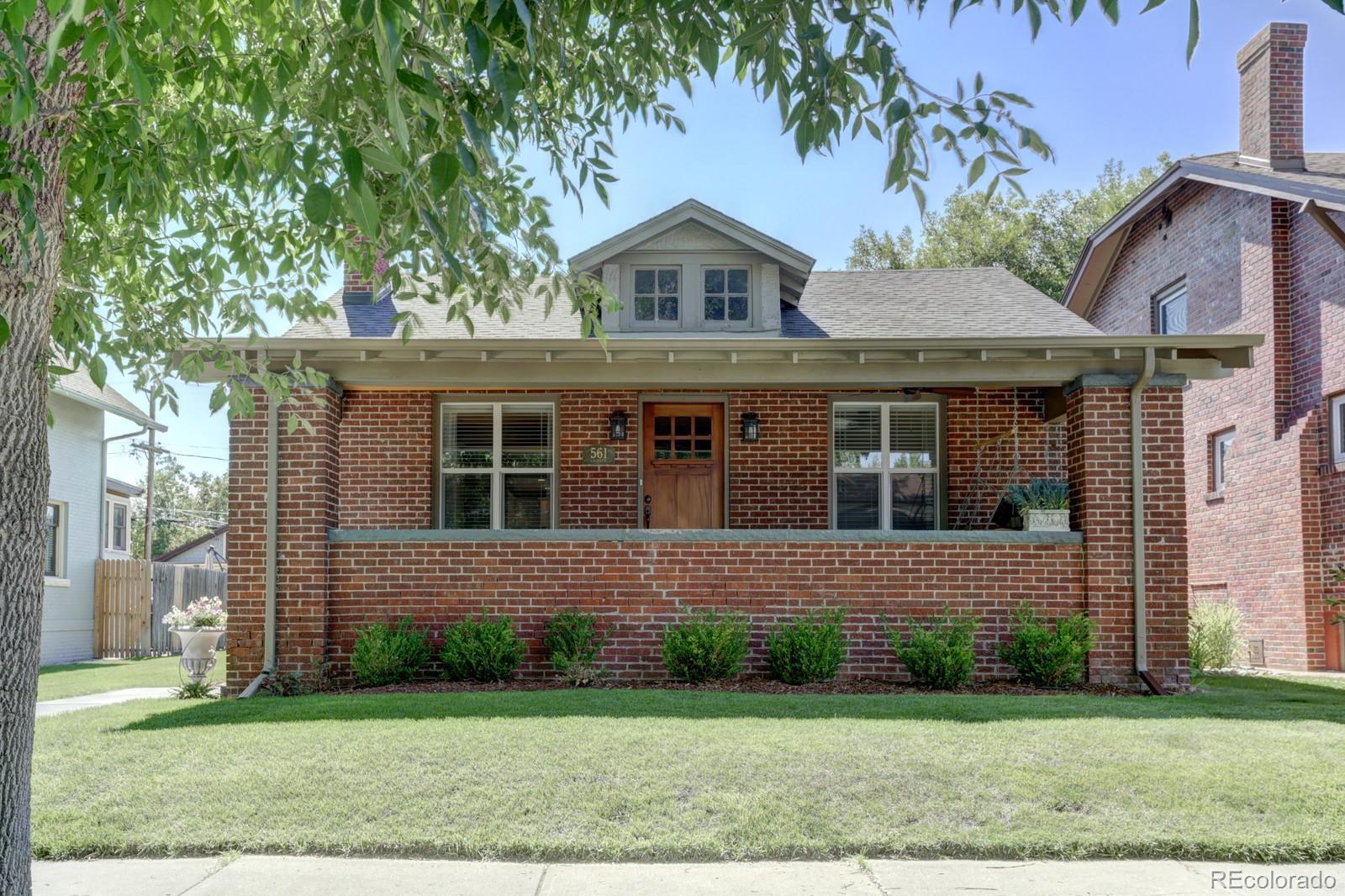 561 N Lafayette Street Property Photo - Denver, CO real estate listing