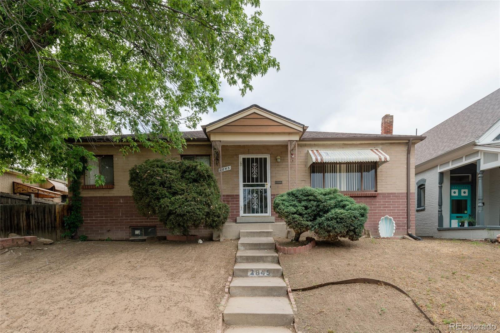 2845 W 36th Avenue Property Photo - Denver, CO real estate listing