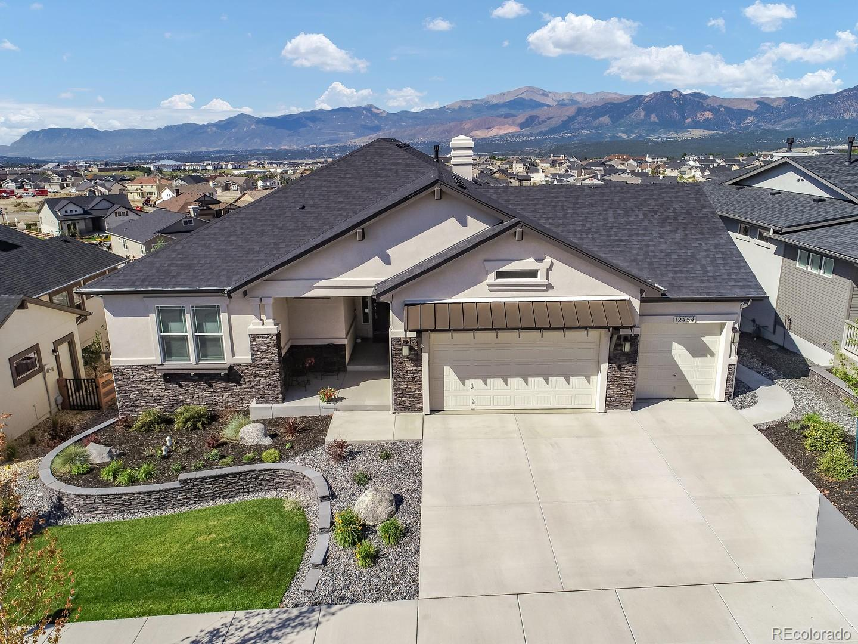 12454 Arrow Creek Court Property Photo - Colorado Springs, CO real estate listing