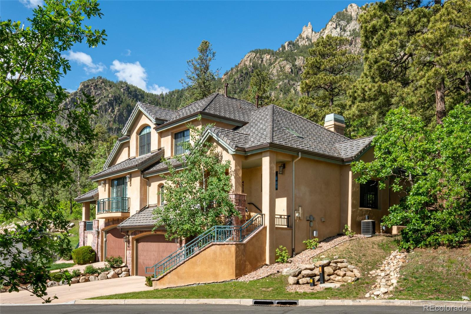 4510 Governors Point Property Photo - Colorado Springs, CO real estate listing