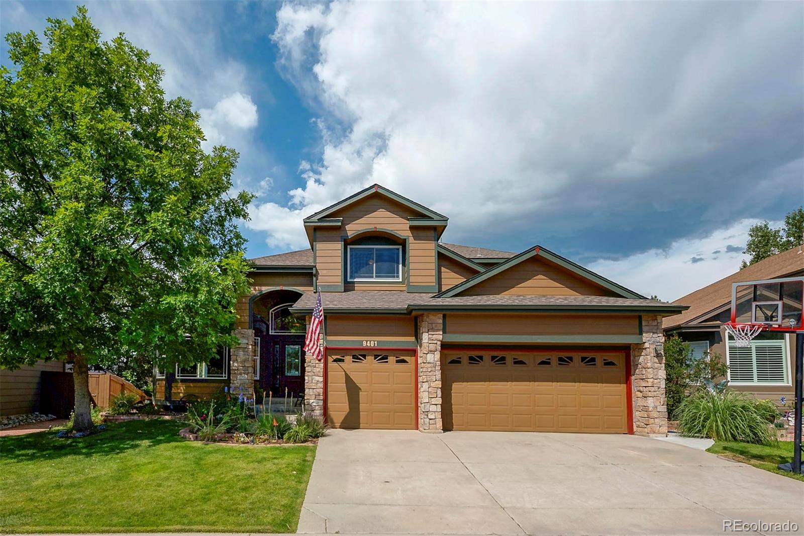 9401 Desert Willow Trail Property Photo - Highlands Ranch, CO real estate listing