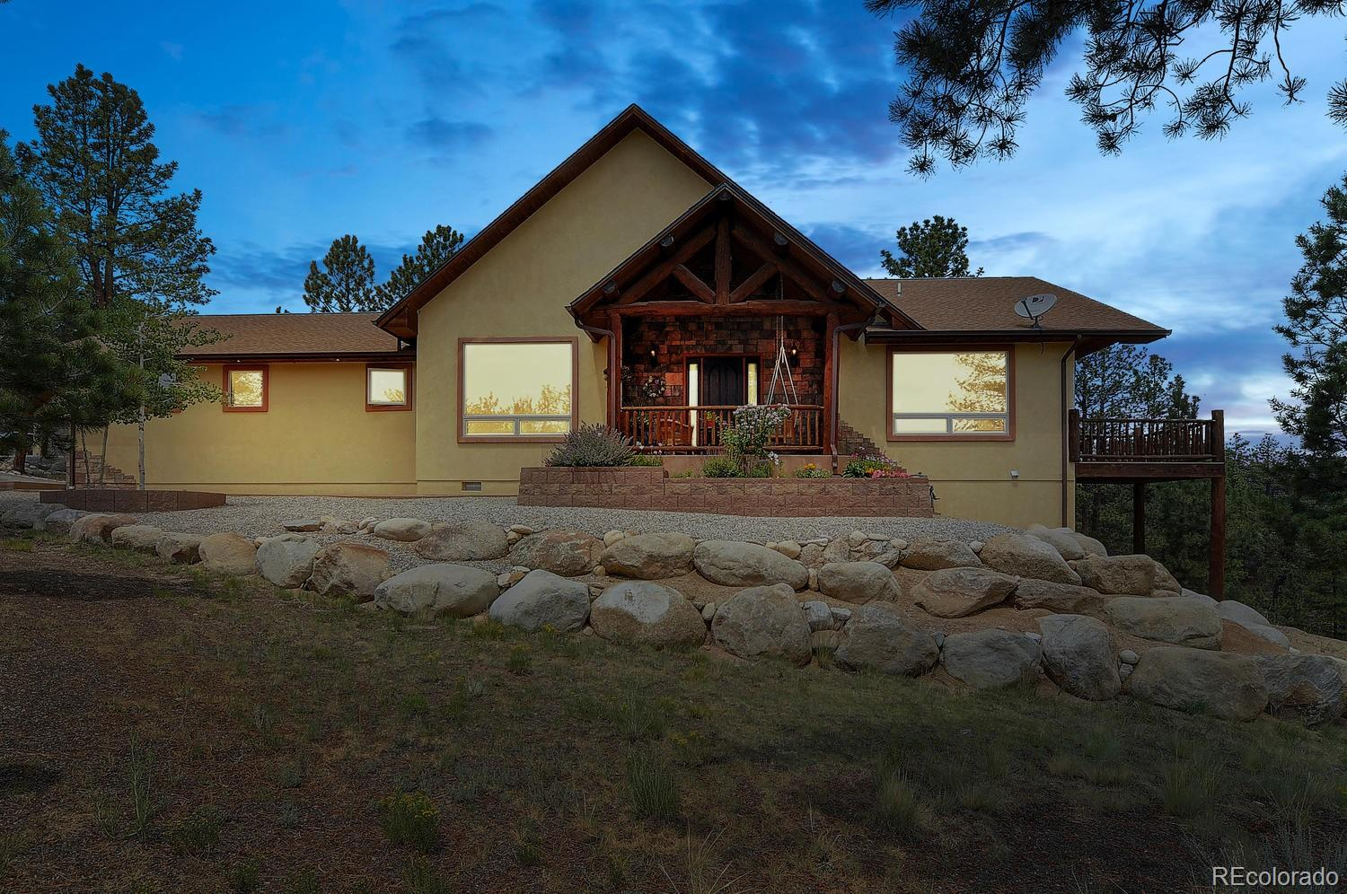 13103 County Road 261J, Nathrop, CO 81236 - Nathrop, CO real estate listing