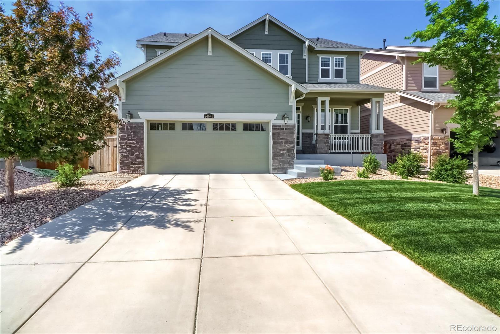 24648 E Brandt Avenue Property Photo - Aurora, CO real estate listing