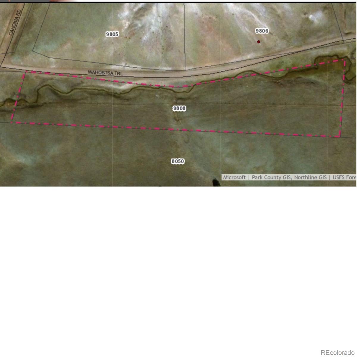 5178 Wahostsa Trail Property Photo - Hartsel, CO real estate listing