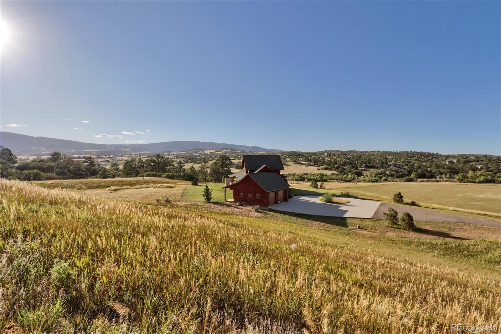 4710 Jackson Creek Road Property Photo - Sedalia, CO real estate listing