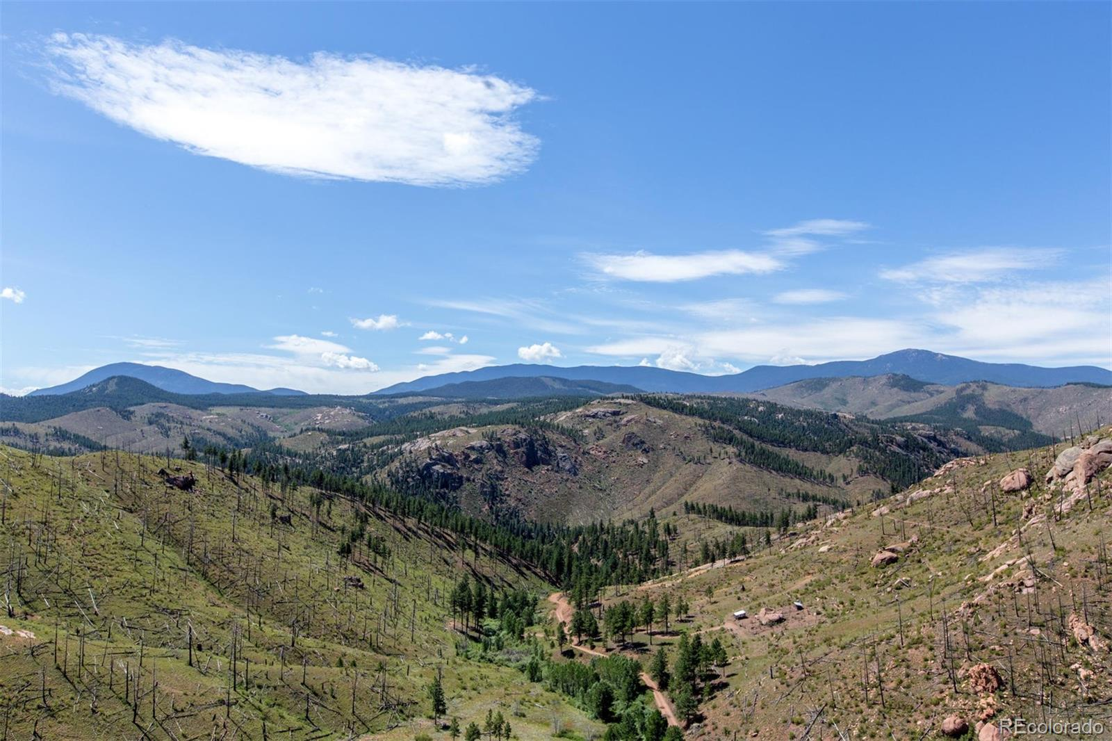 Cochise Trail Property Photo - Pine, CO real estate listing
