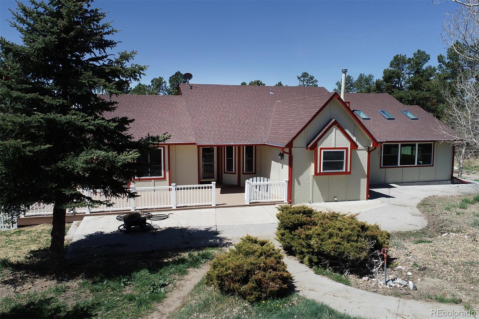 28451 County Road 49, Kiowa, CO 80117 - Kiowa, CO real estate listing