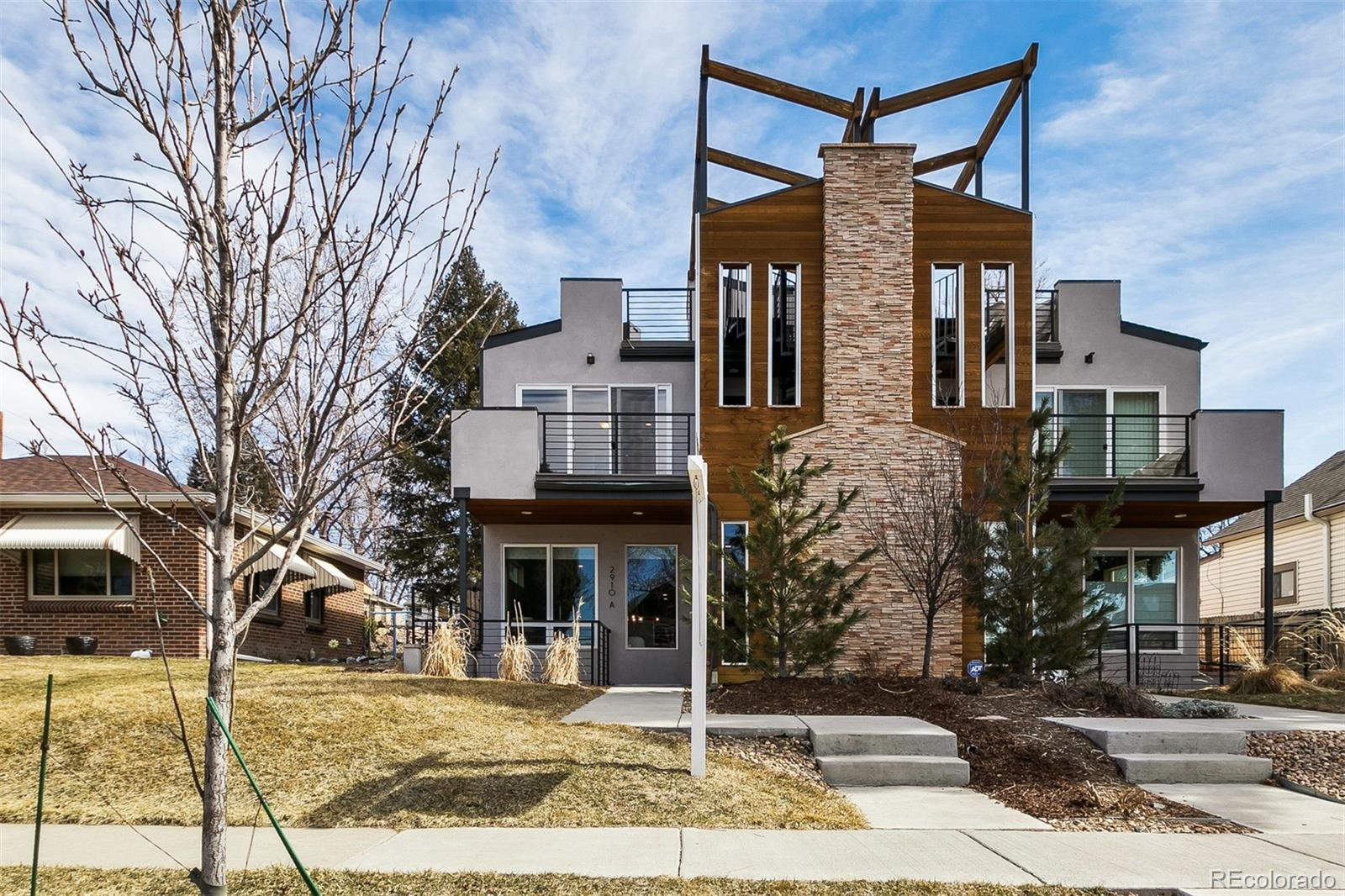 2910 S Sherman Street #A Property Photo - Englewood, CO real estate listing