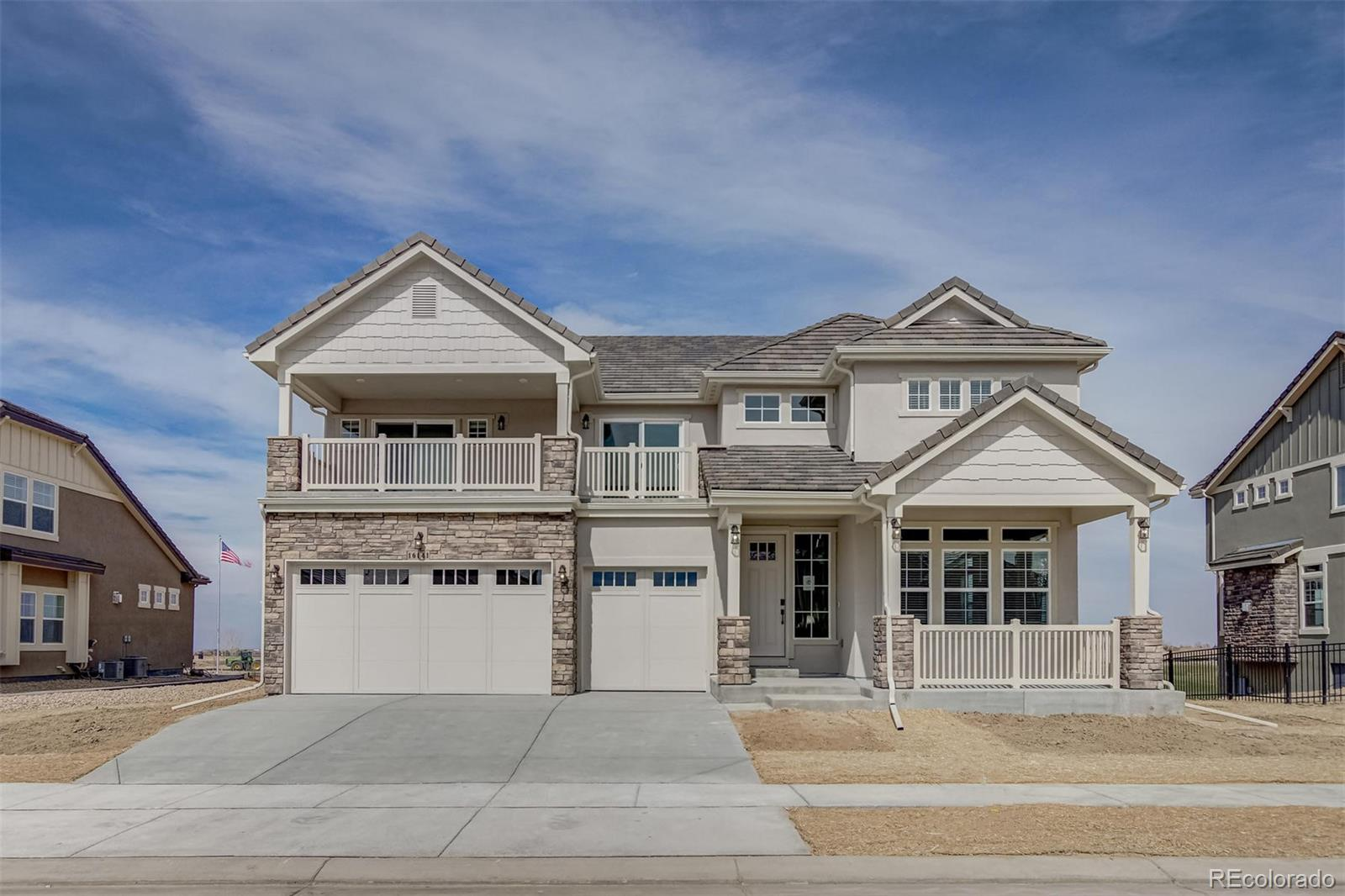 16141 E Fairway Drive Property Photo - Commerce City, CO real estate listing