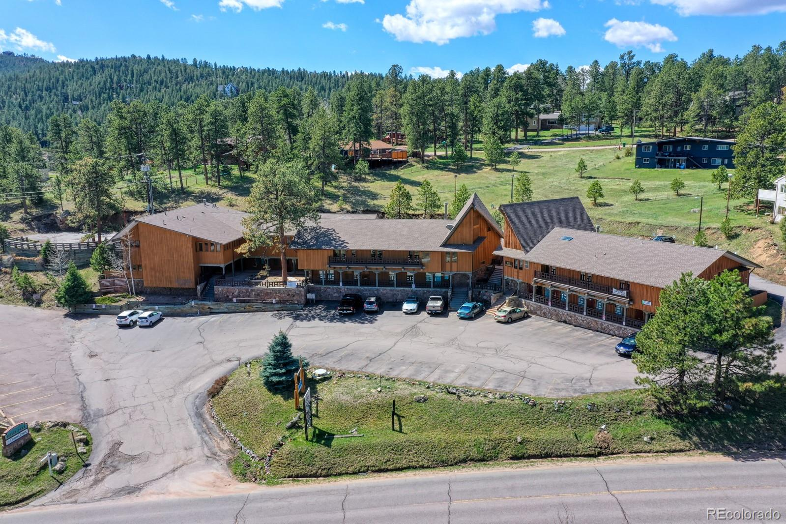 28000-28010 Meadow Drive Property Photo - Evergreen, CO real estate listing